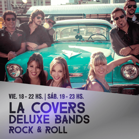 La covers deluxe bands
