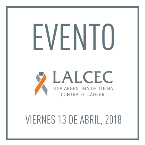 EVENTO LALCEC ABRIL