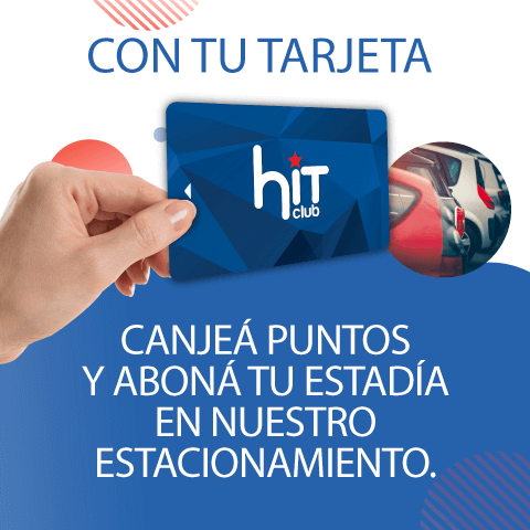 HIT CLUB – Estacionamiento